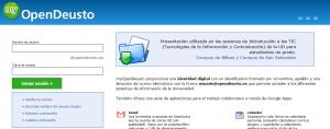 login_Opendeusto